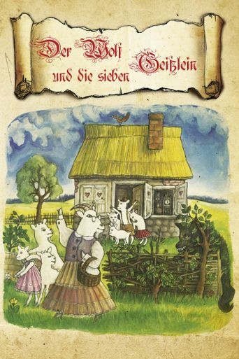 The Wolf and the Seven Little Goats Poster