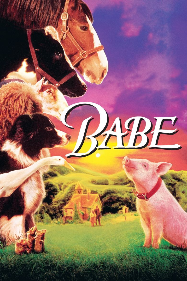 Babe Poster