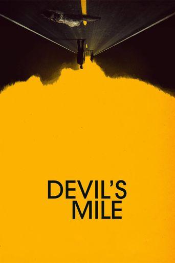 The Devil's Mile Poster