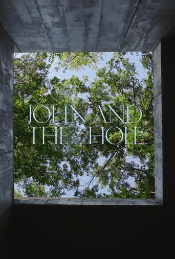 John and the Hole Poster