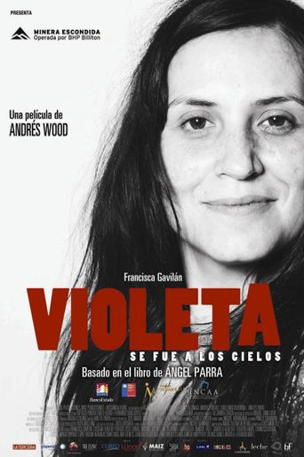 Violeta Went to Heaven Poster