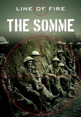 Line of Fire: The Somme Poster