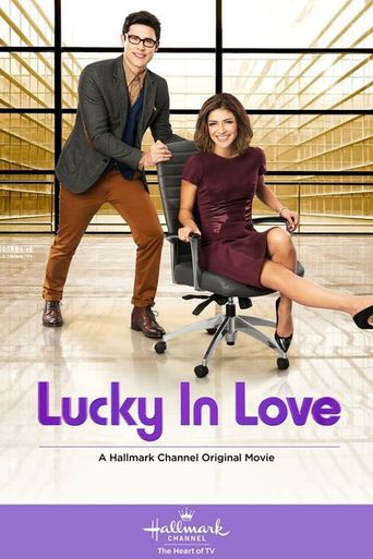Lucky in Love Poster