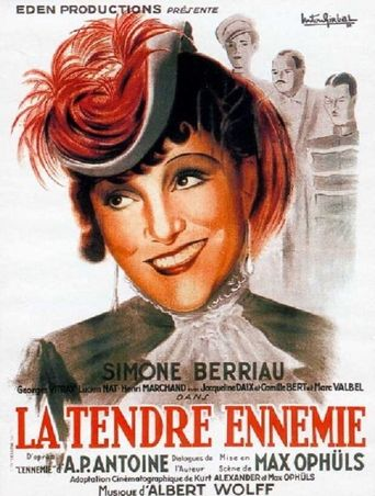 The Tender Enemy Poster