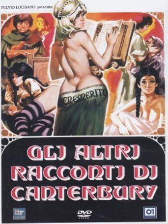 Gli altri racconti di Canterbury Poster
