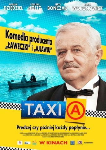 Taxi A Poster
