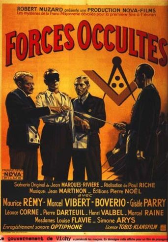 Forces occultes Poster
