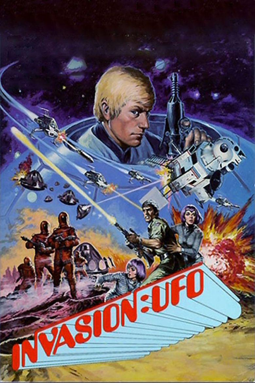 Invasion: UFO Poster
