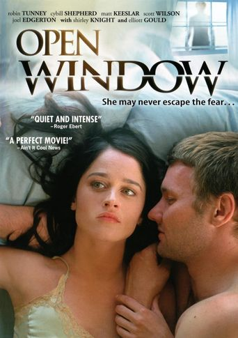 Open Window Poster
