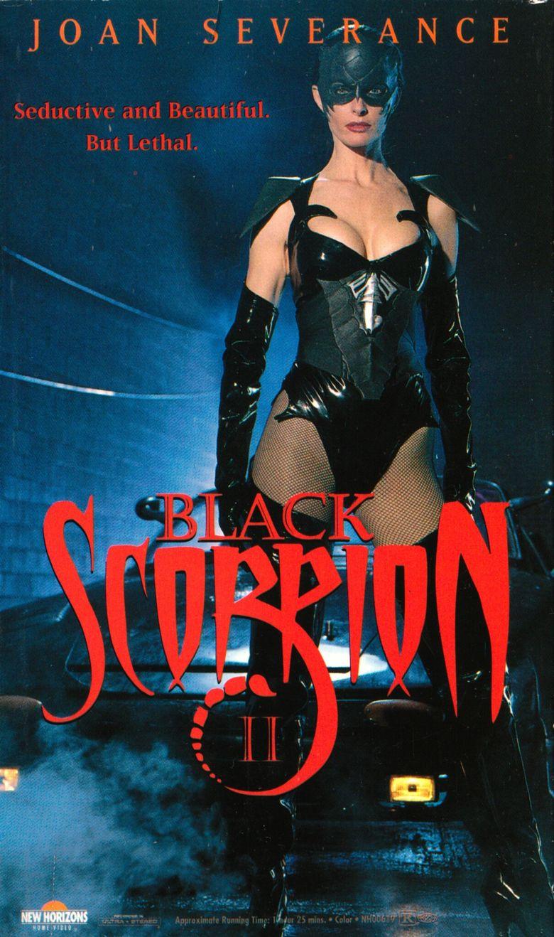 Black Scorpion II: Aftershock Poster
