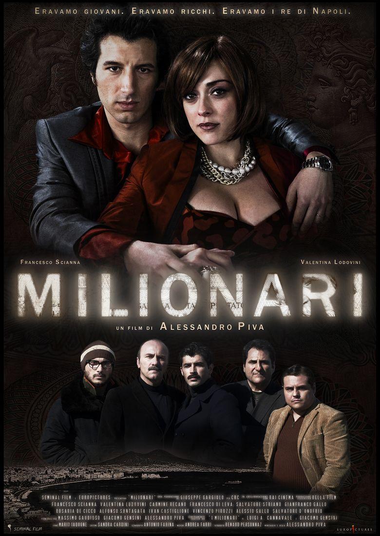 I Milionari Poster