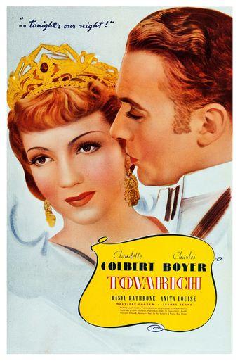 Tovarich Poster