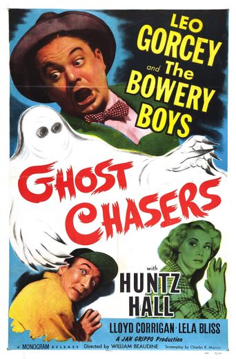 Ghost Chasers Poster