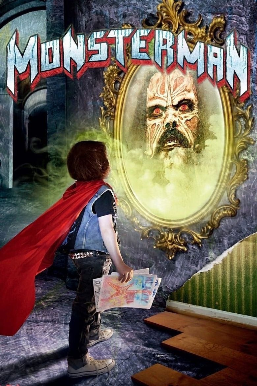 Monsterman Poster