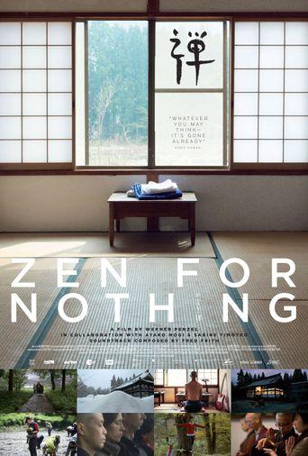 Zen for Nothing Poster