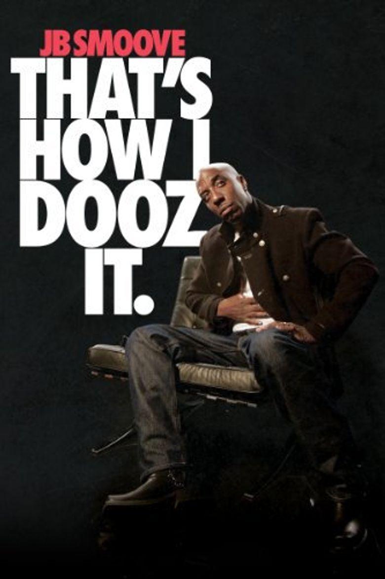 JB Smoove: That's How I Dooz It Poster