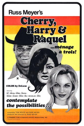 Cherry, Harry & Raquel! Poster