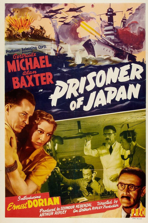 Prisoner of Japan Poster