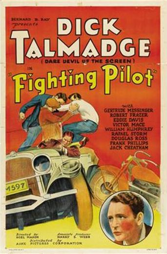 The Fighting Pilot Poster
