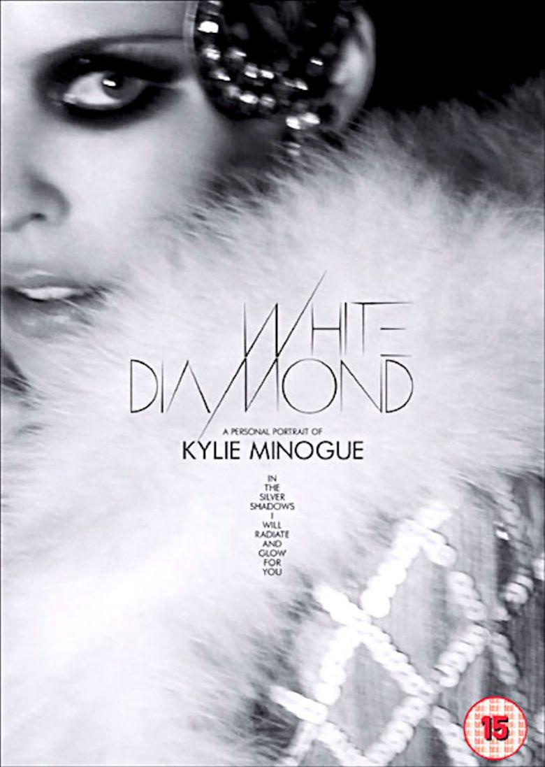 Kylie Minogue: White Diamond Poster
