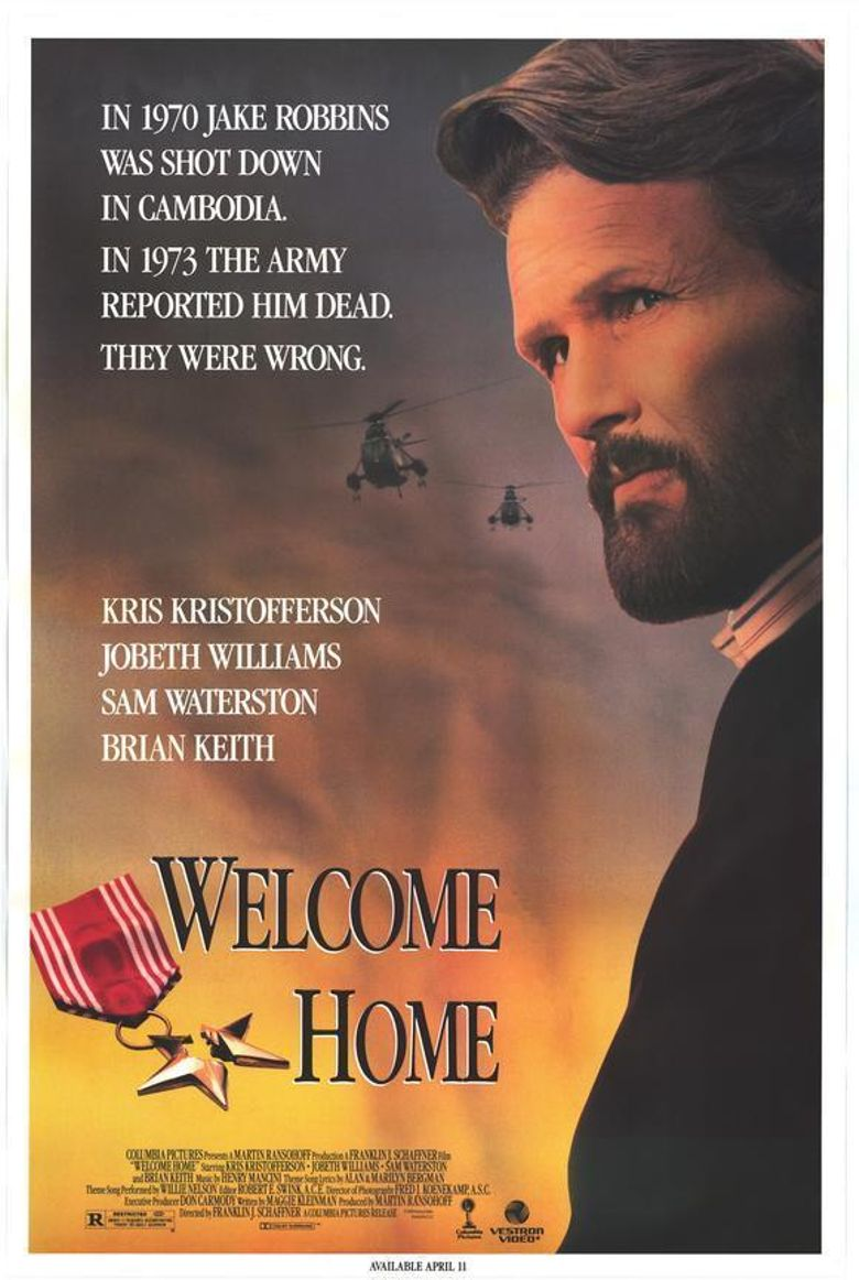 Welcome Home Poster
