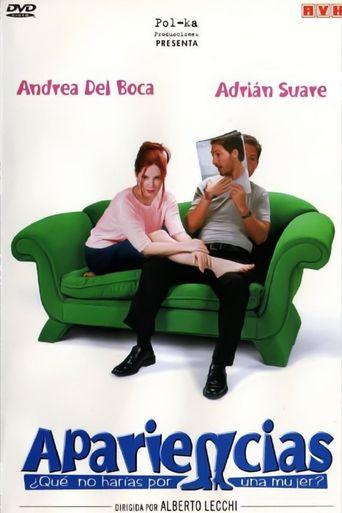 Apariencias Poster