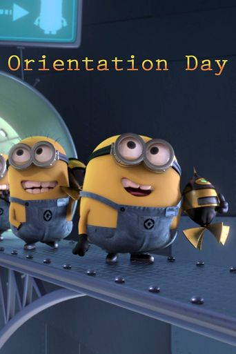 Minions: Orientation Day Poster