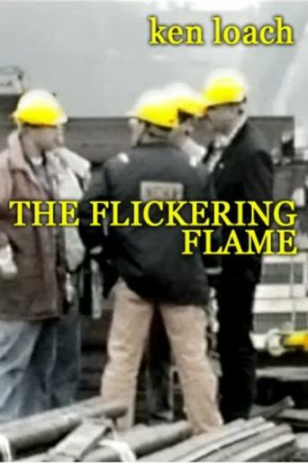 The Flickering Flame Poster