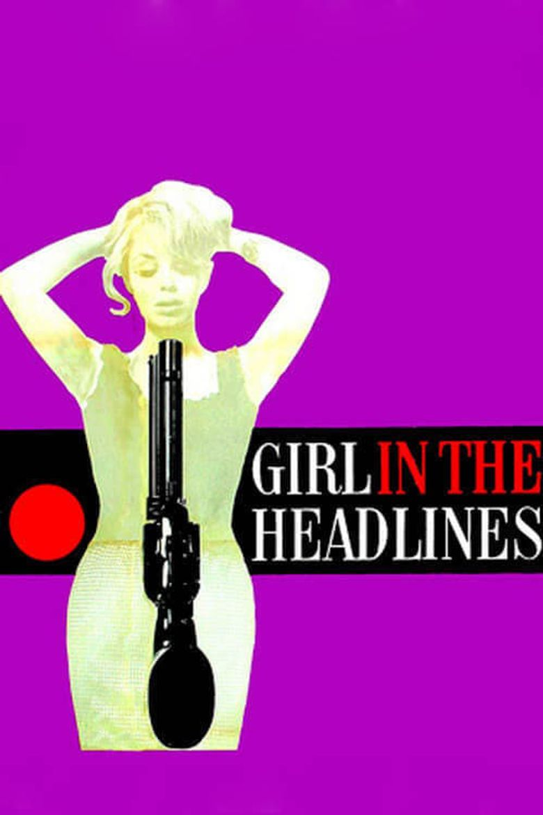 Girl in the Headlines Poster