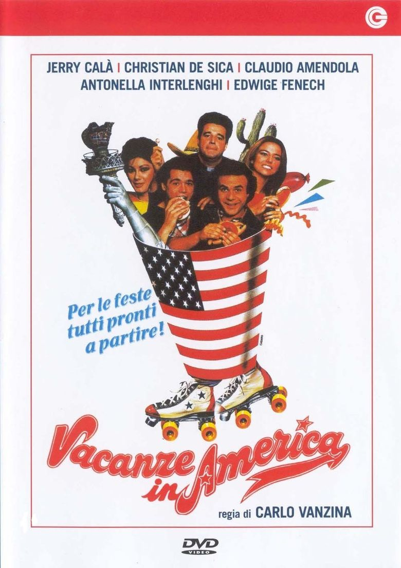 Vacanze in America Poster