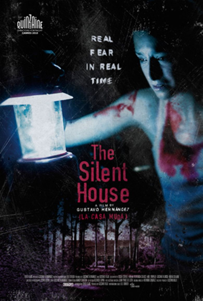 The Silent House Poster