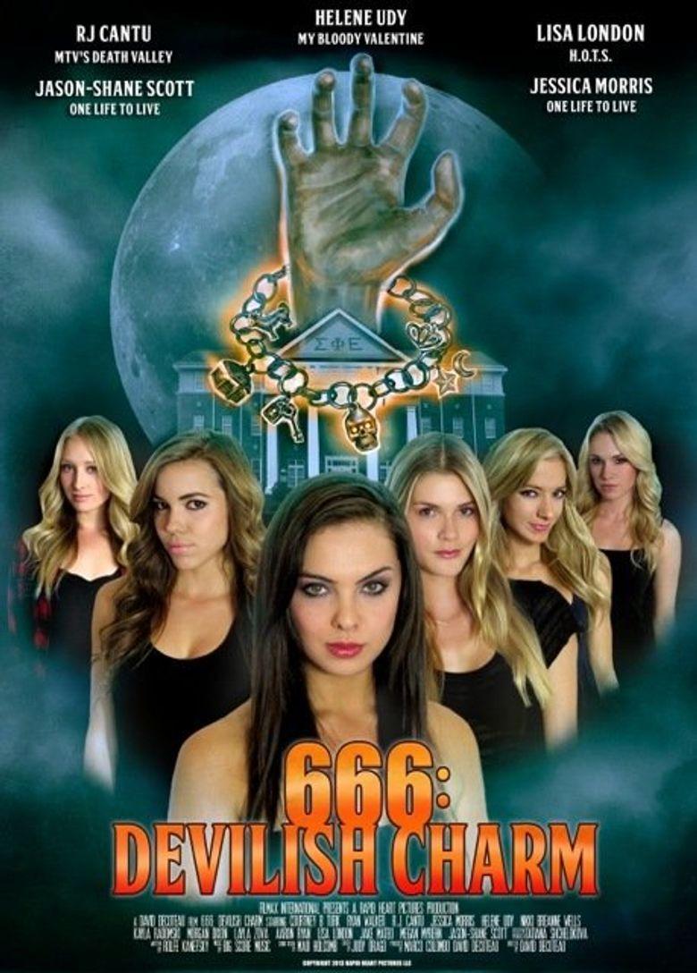 666: Devilish Charm Poster
