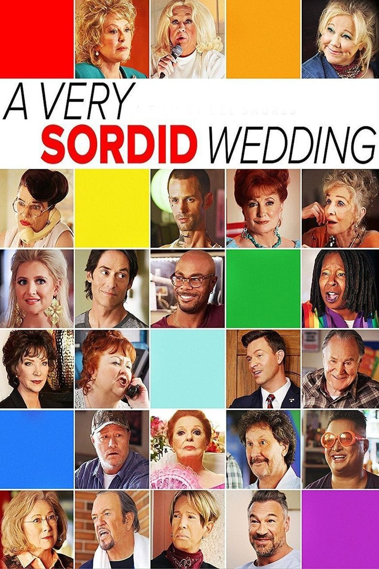 A Very Sordid Wedding Poster