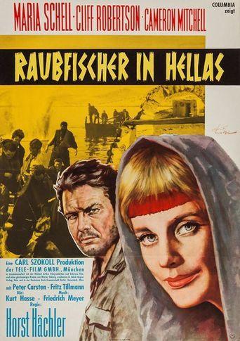 Raubfischer in Hellas Poster
