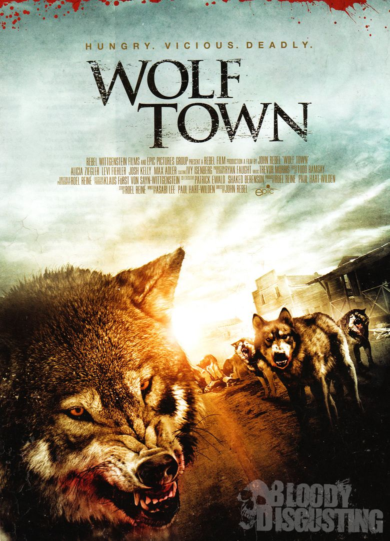 Wolf Town Poster
