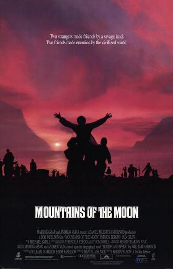 Watch Mountains of the Moon