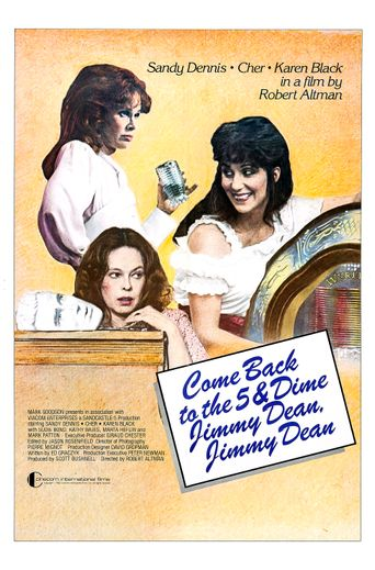 Come Back to the 5 & Dime, Jimmy Dean, Jimmy Dean Poster