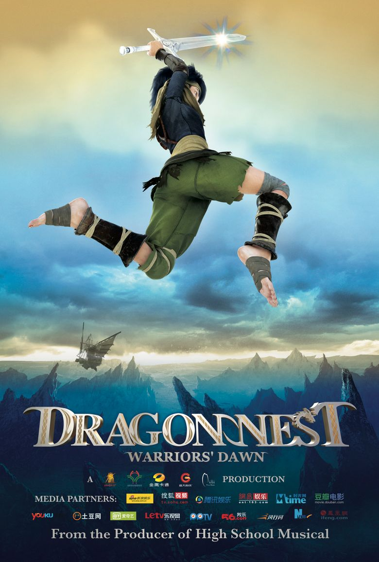 Dragon Nest : Warriors Dawn (2014) Bluray 720p Subtitle Indonesia