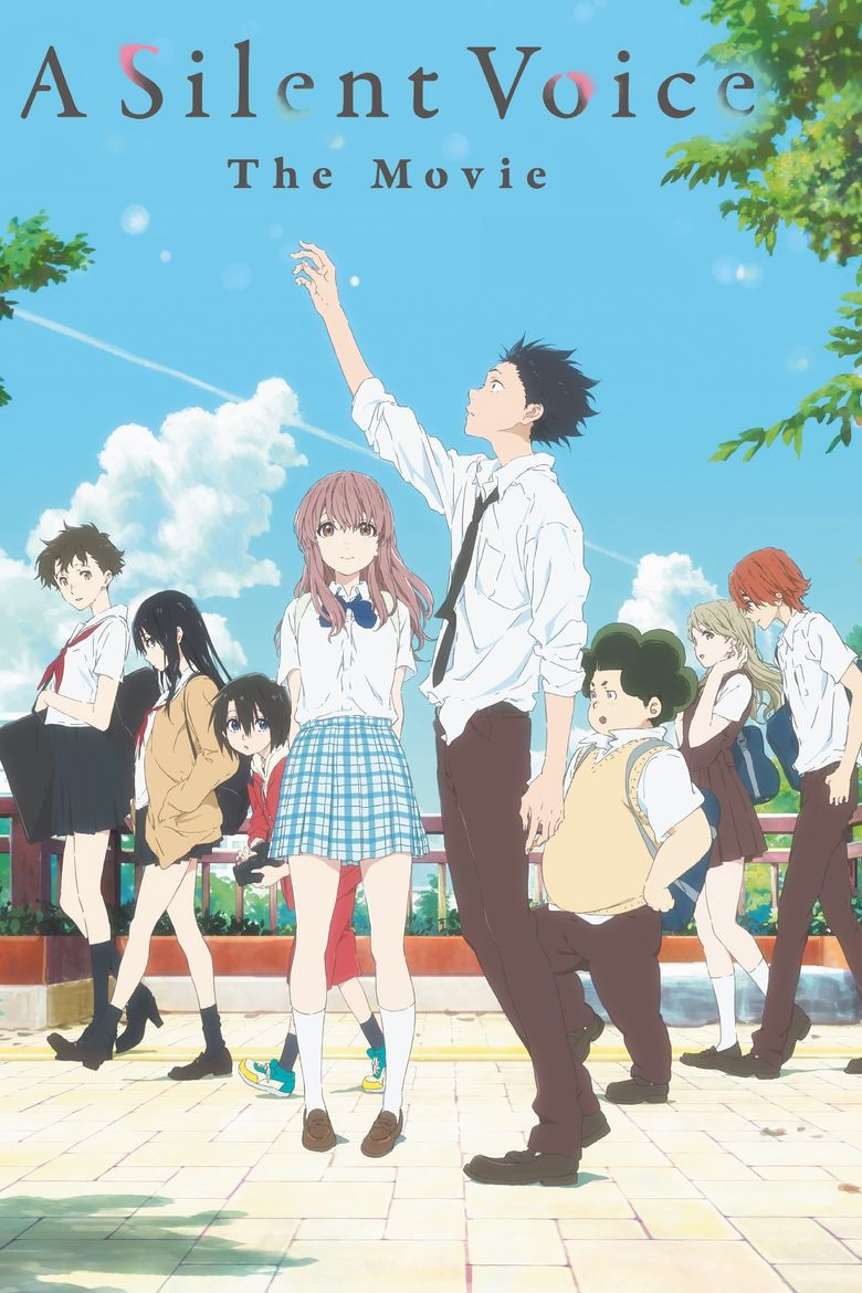 A Silent Voice (2016) - Watch on Netflix or Streaming Online ...