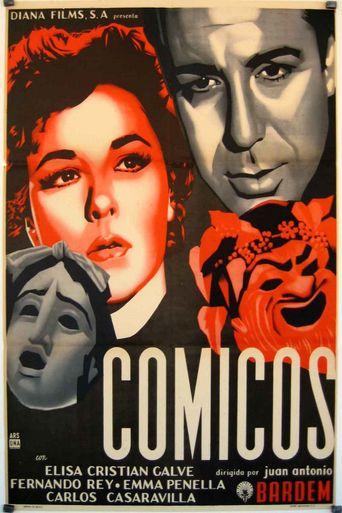 Comedians Poster