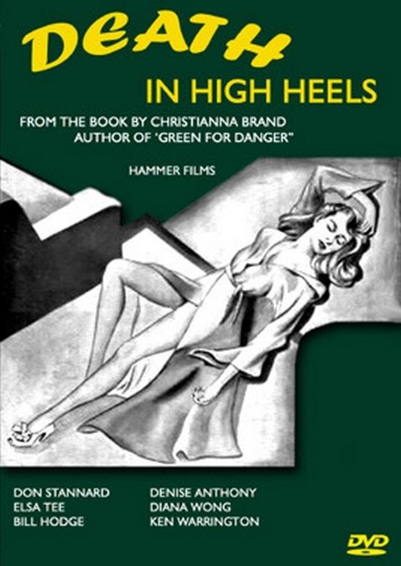 Death in High Heels Poster
