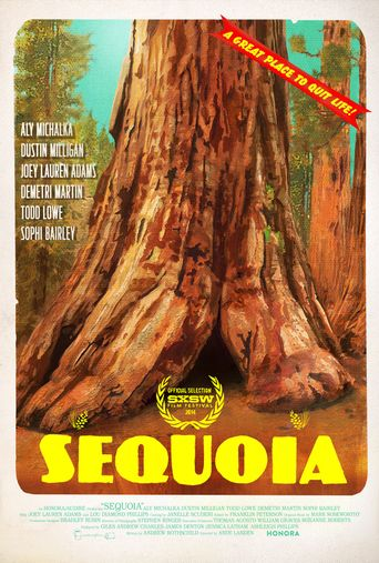 Sequoia Poster