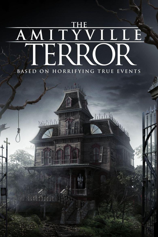 The Amityville Terror Poster