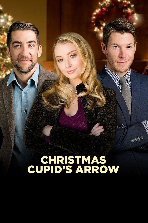 Christmas Cupid's Arrow Poster