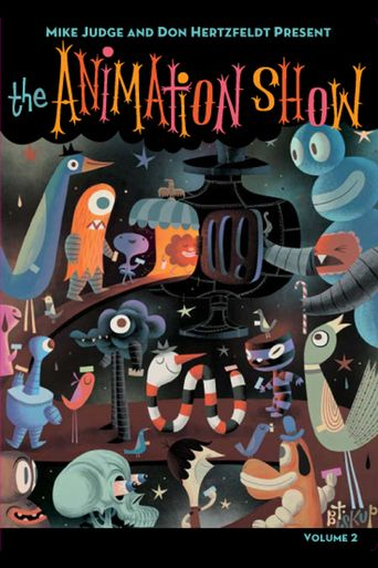The Animation Show, Volume 2 Poster