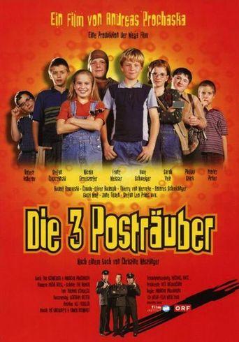 Die 3 Posträuber Poster