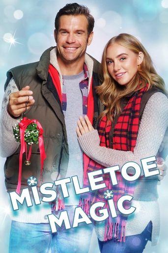 Mistletoe Magic Poster