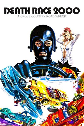 Watch Death Race 2000