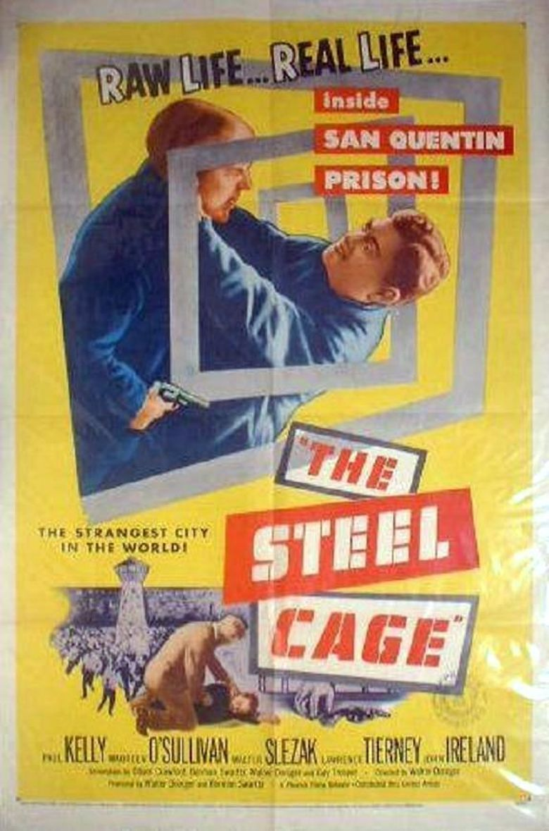 The Steel Cage Poster