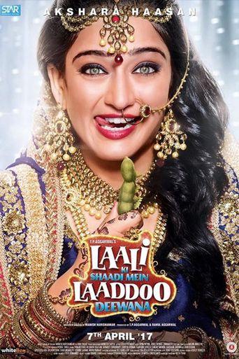 Laali Ki Shaadi Mein Laaddoo Deewana Poster